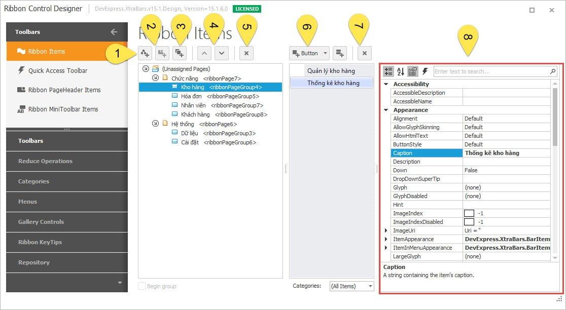 Thiết kế giao diện Winform tuyệt đẹp nhanh chóng với DevExpress