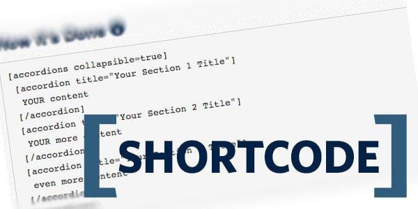 Cách tạo shortcode đơn giản trong WordPress