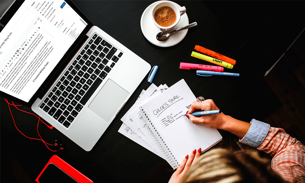 Những kỹ năng viết blog bạn nên biết