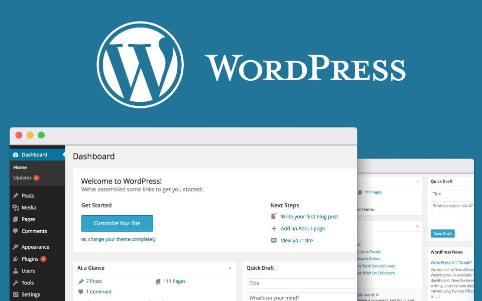 Tạo các Widget ở Dashboard WordPress cho Plugin