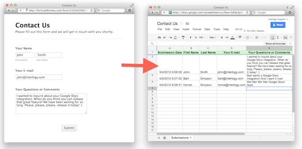 Hướng dẫn tạo From gửi dữ liệu từ Website lên Google Sheet không dùng Google Forms